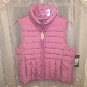NWT Kenneth Cole Puffer Vest  size XL
